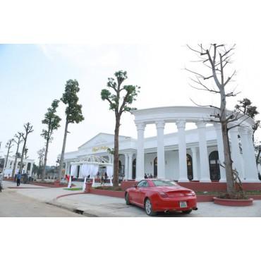 Vách ngăn di động Trung tâm tổ chức sự kiện tiệc cưới lớn nhất Thái Nguyên - RoYal Palace