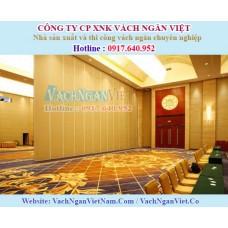 Vách ngăn di động Laminate VNV06