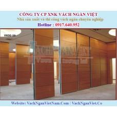 Vách ngăn di động Malamine VNV07