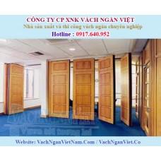 Vách ngăn di động bọc vải VNV10