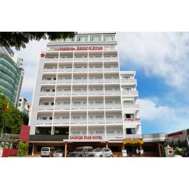 Vách ngăn di động khách sạn SaiGon Star