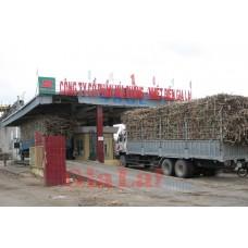 Vách ngăn di động nhà máy đường AYUNPA Gia Lai
