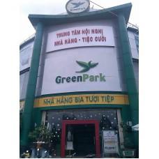 Vách di động trung tâm hội nghị tiệc cưới GreenPark