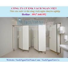 Vách ngăn WC