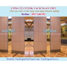 Vách ngăn di động tại quận 1, 2, 3, 4, 5, 6 Hồ Chí Minh