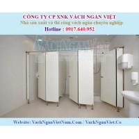 Thi công vách ngăn vệ sinh Compact chịu nước Tại Đà Nẵng