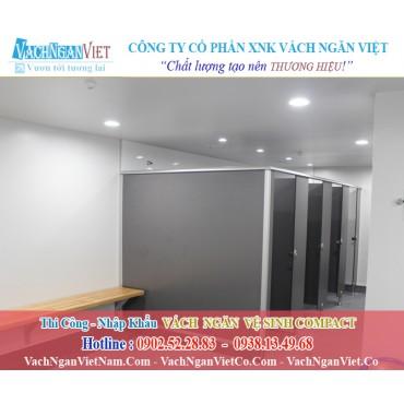 """Thi Công Vách Ngăn Vệ Sinh Compact Laminate ở Đồng Nai """"HOT"""""""